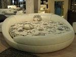 Индивидуално проектиране на кръгли тапицирани спални 866-2735