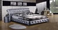 Διπλά κρεβάτια με επένδυση